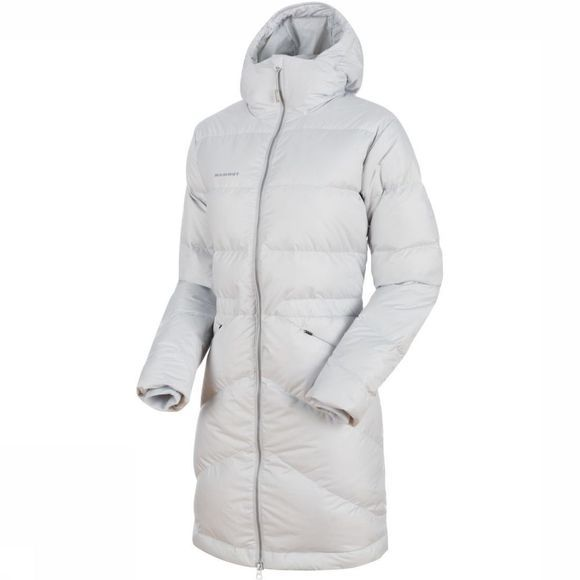 Mammut Doudoune Fedoz IN Hooded Gris Clair