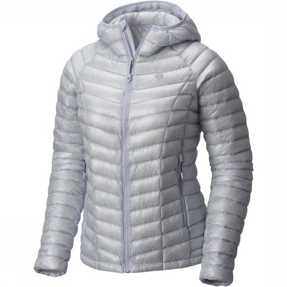Mountain Hardwear Donsjas Ghost Whisperer Zilver