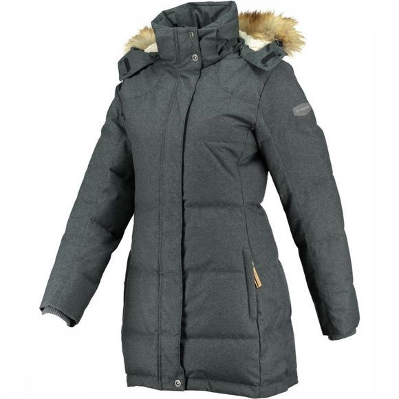 Ayacucho Down Jacket Urban Heat mid grey