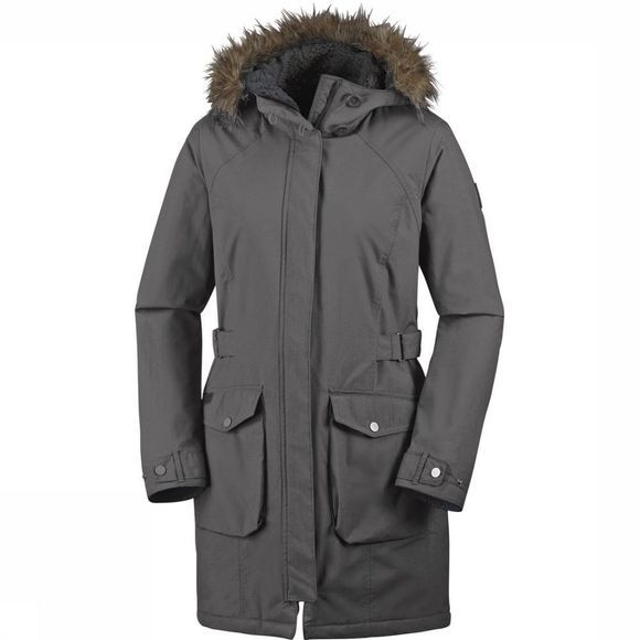 Manteau Grandeur Peak Long Jacket