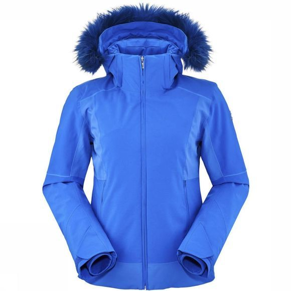 Eider Jas Squaw Valley F Fur Middenblauw