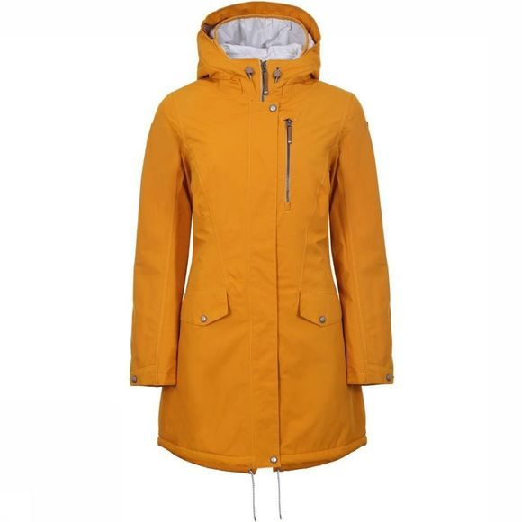 Icepeak Coat Adona yellow