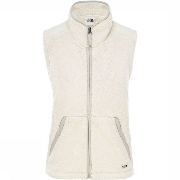 The North Face Bodywarmer Campshire Gebroken Wit