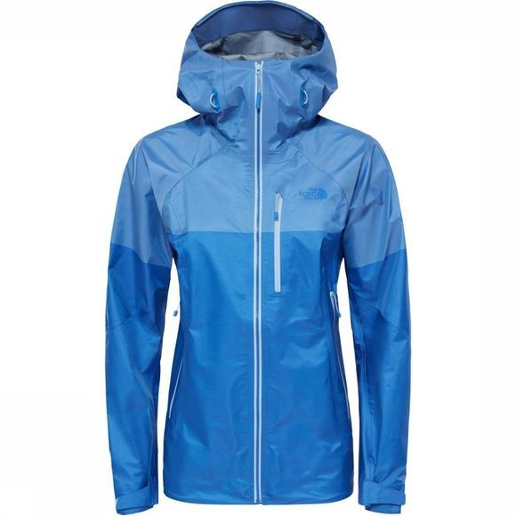 The North Face Coat Fuseform Progressor Shell mid blue