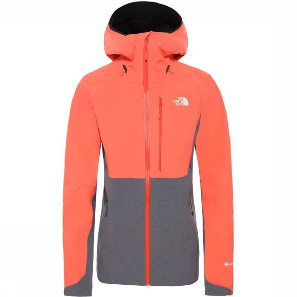The North Face Manteau Apex Flex Gore-Tex 2.0 Rose Clair/Gris Moyen