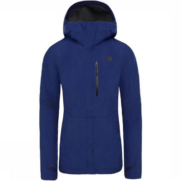 The North Face Coat Dryzzle Gore-Tex royal blue