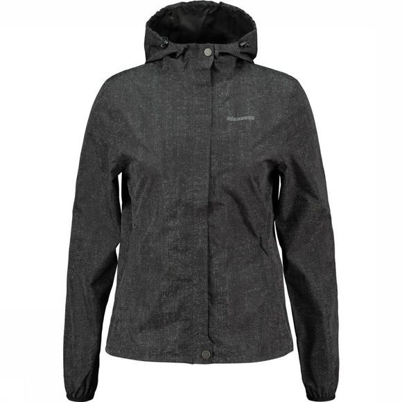 Ayacucho Coat Reflective Eco black