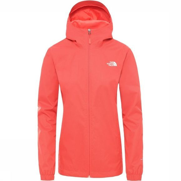 The North Face Coat Quest light red