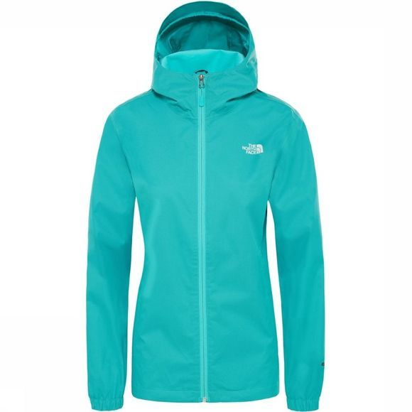 The North Face Jas Quest Lichtgroen