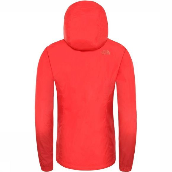 The North Face Coat Resolve II red