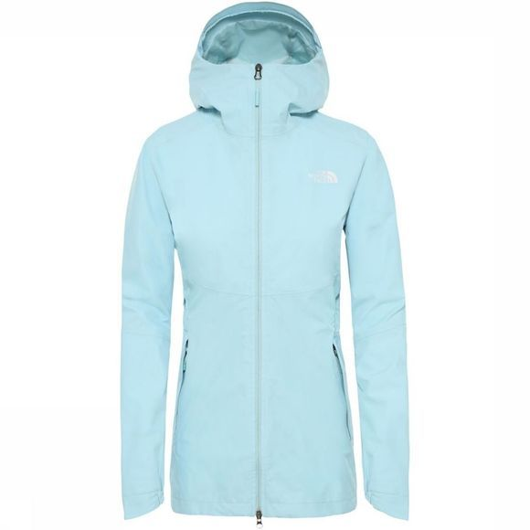 The North Face Coat Hikesteller Parka light blue