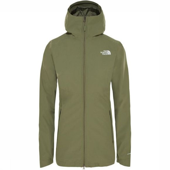 The North Face Jas Hikesteller Parka Donkerkaki