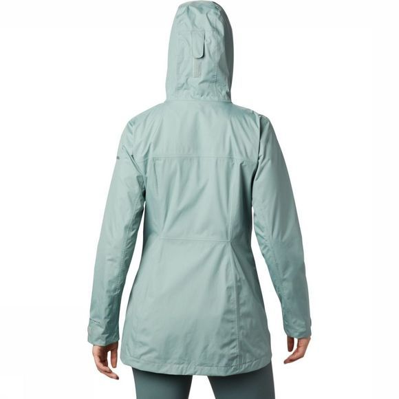 Columbia Coat Splash A Little II light green