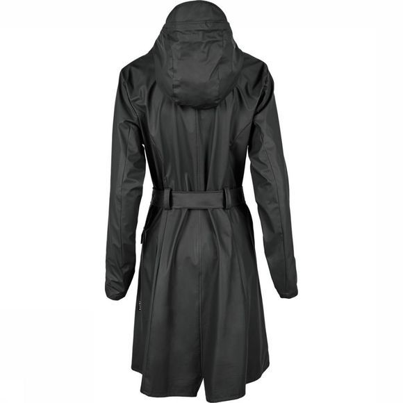 Rains Manteau Curve Jacket Noir