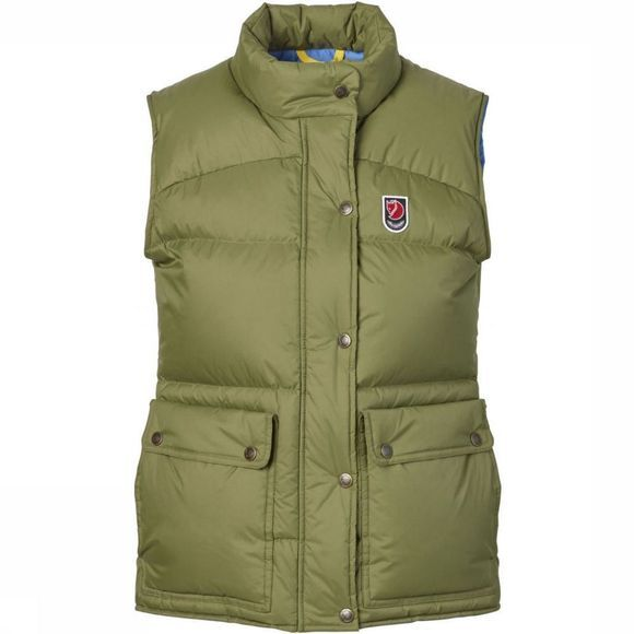 Fjällräven Windstopper Expedition Down Lite Vest Groen
