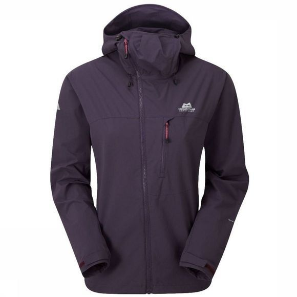 Softshell Squall  Hooded