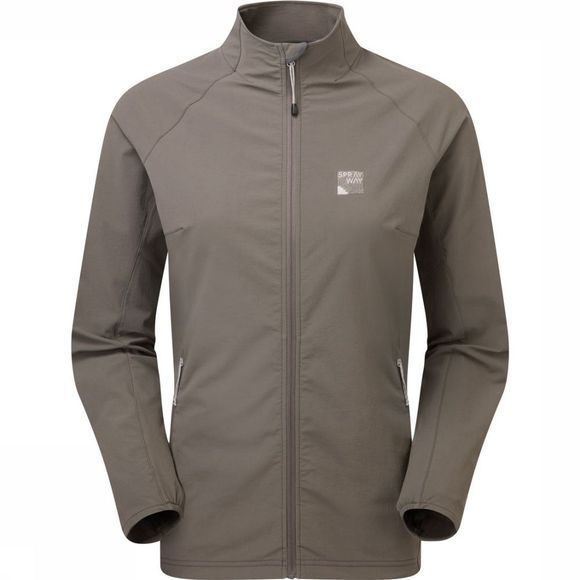Sprayway Softshell Agori mid grey