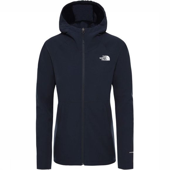 The North Face Softshell Shelbe Hoody Donkerblauw