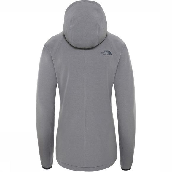 The North Face Softshell Shelbe Hoody Middengrijs