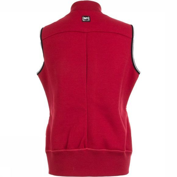 Supernatural Gilet W Active Vest Middenrood/Donkerrood