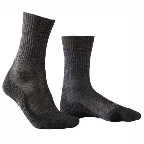 Falke Sock TK2 Wool Wms dark grey/mid grey