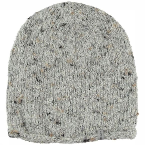 Ayacucho Bonnet Cuzco Beanie Light Grey Mixture