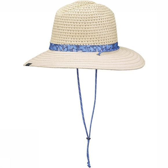 Columbia Hat Bella Falls Straw sand/mid blue