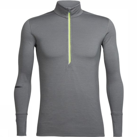 T-Shirt Incline Ls Half Zip