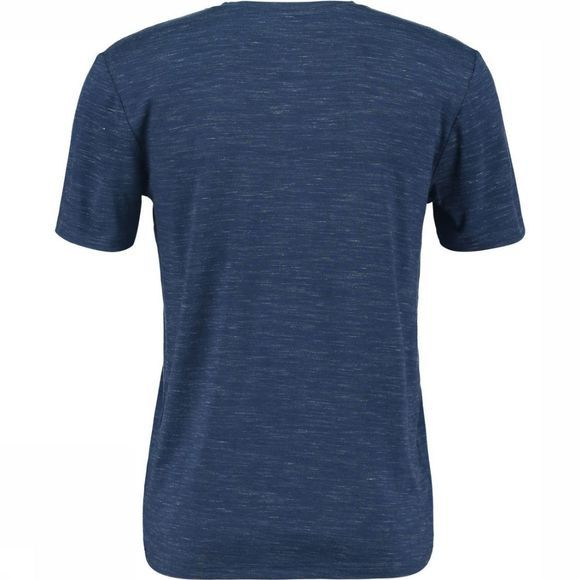 Ayacucho T-Shirt Vic V-Neck Marineblauw