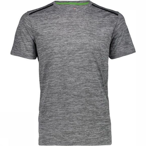 CMP T-Shirt Men Outdoor Trekking Donkergroen