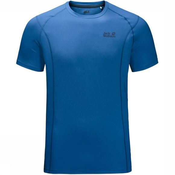 Jack Wolfskin T-Shirt Hollow Range blue