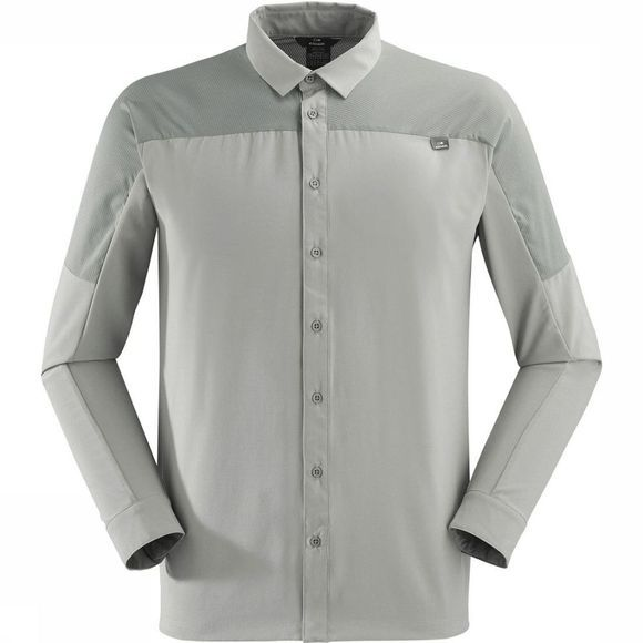 Eider Shirt Flex Ls mid grey