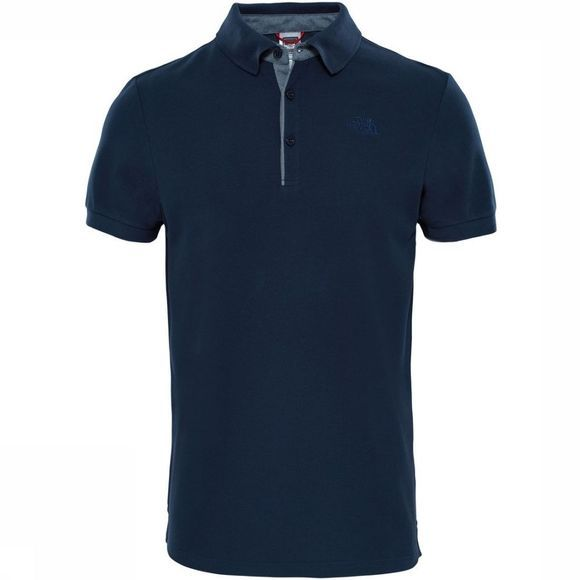 The North Face Polo Premium Piquet marine