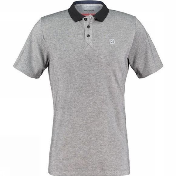 Ayacucho Polo Komati dark grey