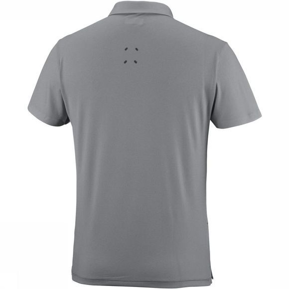 Columbia Polo  Triple Canyon Tech Polo Middengrijs