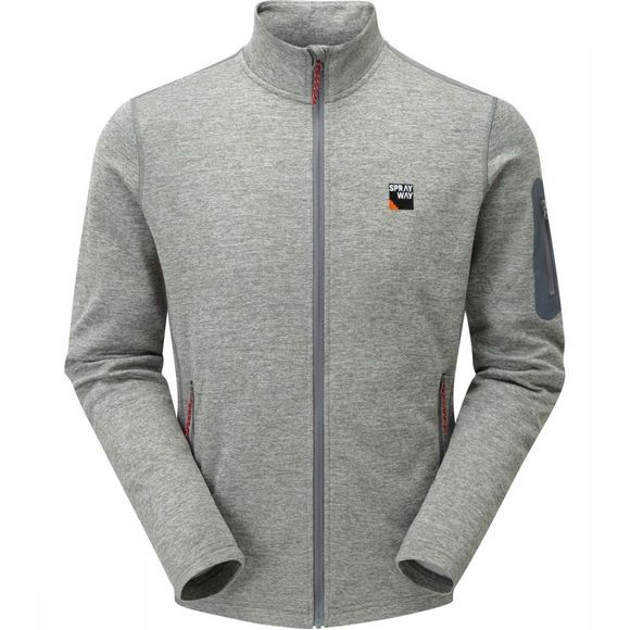 Sprayway Fleece Saul light grey