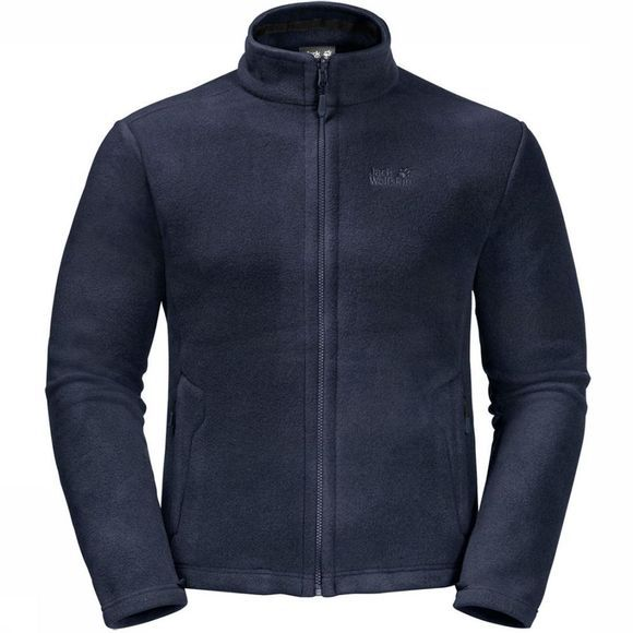 Jack Wolfskin Fleece Moonrise dark blue