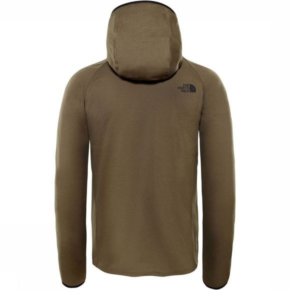 The North Face Fleece Borod Donkerkaki