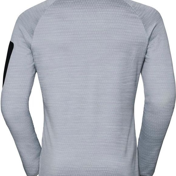 Odlo Fleece Steam Middengrijs/Mengeling