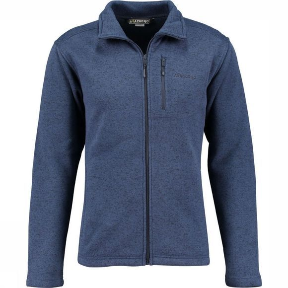 Ayacucho Fleece Drasland dark blue