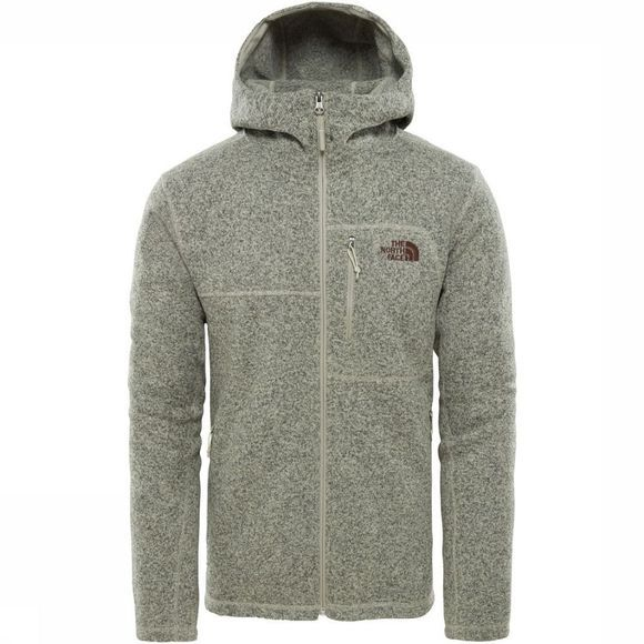 The North Face Fleece Gordon Lyons Lichtgrijs Mengeling