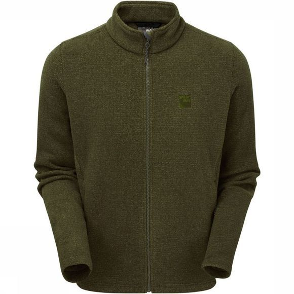 Sprayway Fleece Finn Groen