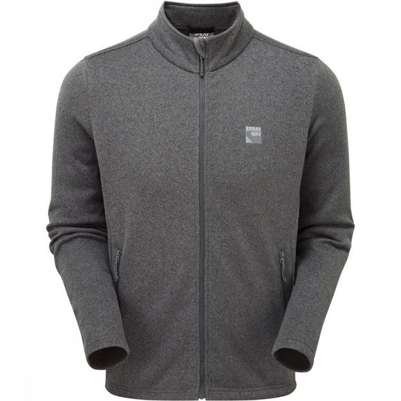 Sprayway Fleece Otto Middengrijs