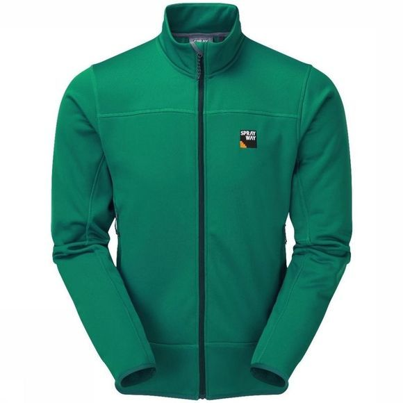 Sprayway Fleece Huller Groen