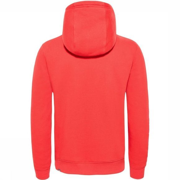 The North Face Trui Drew Peak Rood/Wit