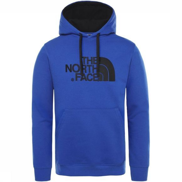 The North Face Trui Drew Peak Blauw/Zwart
