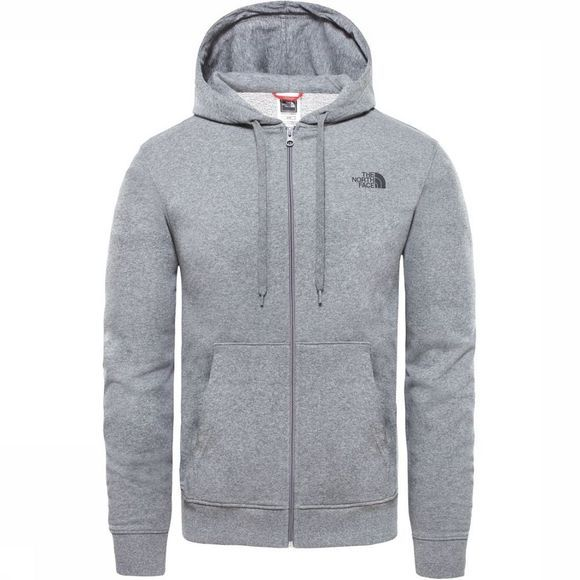 The North Face Polaire Open Gate Light Gris Moyen