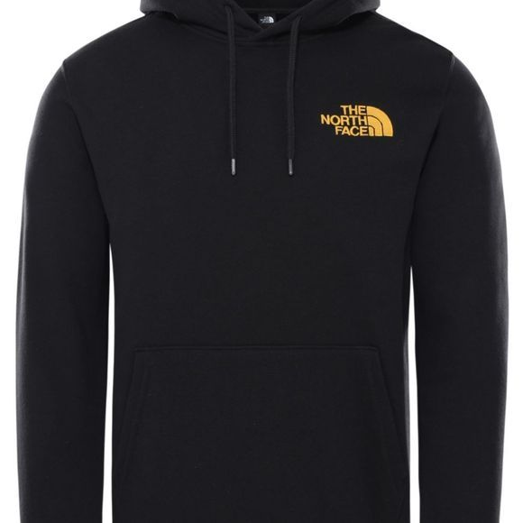 The North Face Trui Walls Are Meant For Climbing P/O Hoodie Zwart