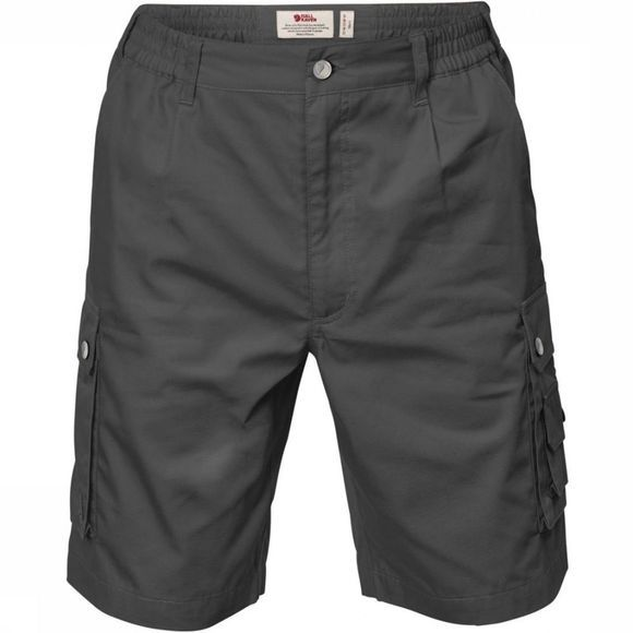 Fjällräven Shorts Sambava Shade dark grey