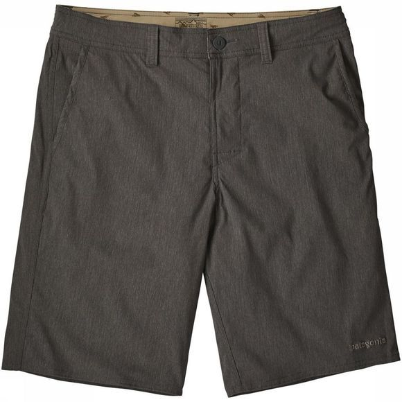 Patagonia Short Stretch Wavefearer Donkergrijs